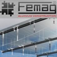 Алуминиеви конструкции и профили Фемаг България