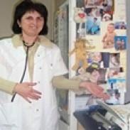 Детски болести - педиатър д-р Райна Механджиева