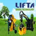 Машини за цепене на дърва - Лифта Грийн Технолъджи ЕООД