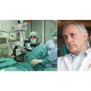 Началник Очна клиника в МБАЛ Св. Анна Д-р Борислав Дъбов