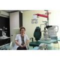 Очни заболявания, Очен лекар д-р Стела Шаханова-Маркова