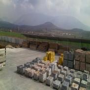 Склад за строителни материали на едро и дребно в Сливен