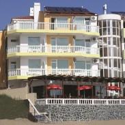 Хотели на брега на морето  хотел на първа линия Созопол