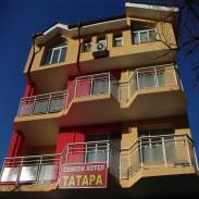 хотел в Ямбол - хотел Татара